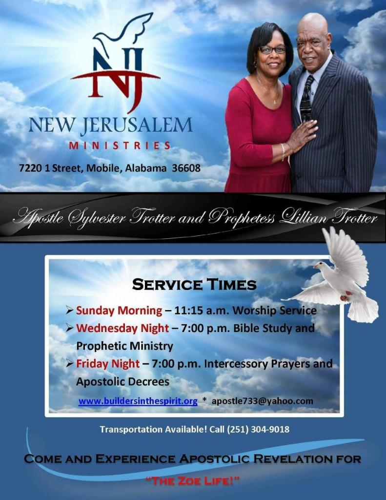 Church Services, Nondenominational Church, Ministry Services